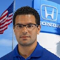 Rolando Cabrera at Wilde Honda Sarasota