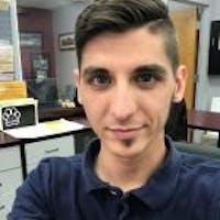 Kyle Ogden at Sun Collision Center