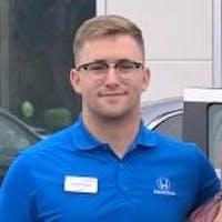 Sawyer Dyke at Honda of Lake City