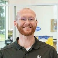 Joesph Powers  at Honda of Lake City - Service Center