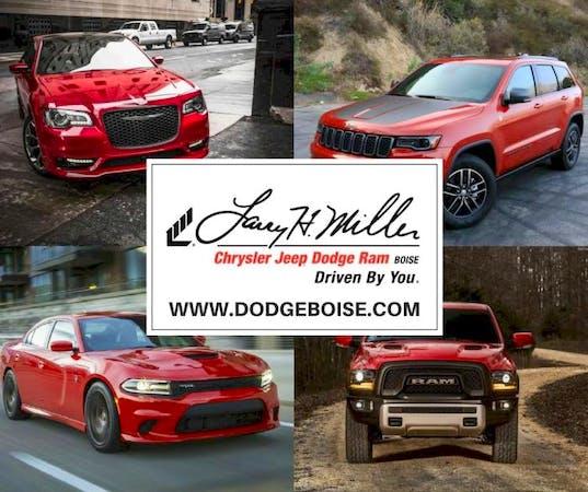 Larry Miller Dodge Boise >> Larry H Miller Chrysler Jeep Dodge Ram Boise Chrysler