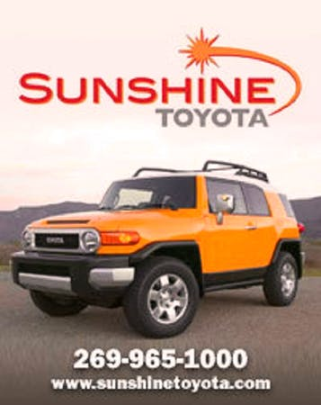 Sunshine Toyota, Battle Creek, MI, 49037