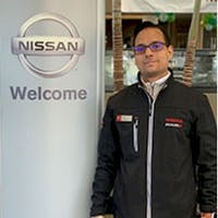 Justin  Rivera at Sutherlin Nissan Mall of Georgia