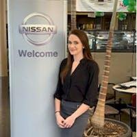 Miranda  Riley  at Sutherlin Nissan Mall of Georgia
