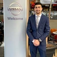 Haddy  Mreir at Sutherlin Nissan Mall of Georgia