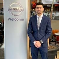 Haddy  Mreir at Sutherlin Nissan Mall of Georgia