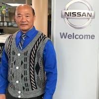 Vinny Tran at Sutherlin Nissan Mall of Georgia