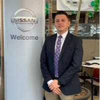 Julian Ramirez at Sutherlin Nissan Mall of Georgia