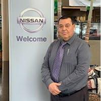 John  De Oliveira at Sutherlin Nissan Mall of Georgia