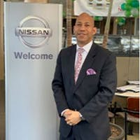 Quentin Jackson at Sutherlin Nissan Mall of Georgia