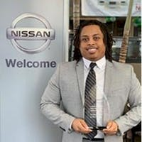 Shane Romelus at Sutherlin Nissan Mall of Georgia