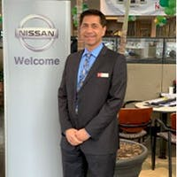 Weis Naderi at Sutherlin Nissan Mall of Georgia