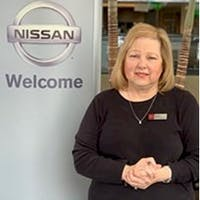 Sherry Hosch at Sutherlin Nissan Mall of Georgia - Service Center