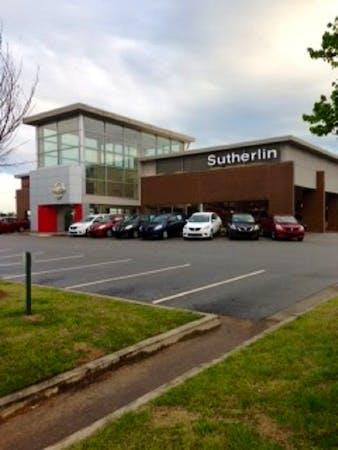 Sutherlin Nissan Mall of Georgia, Buford, GA, 30519