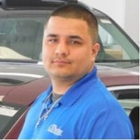 Andres Cruz jr at Kunes Country Chevrolet Buick GMC of Elkhorn