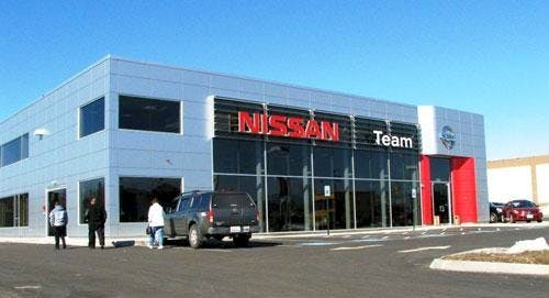 Team Nissan, Manchester, NH, 03103
