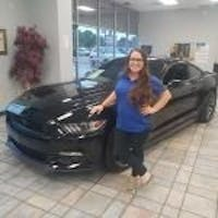 Katie Ellender at Terrebonne Ford Lincoln