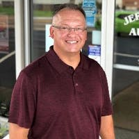 Mark Breeden at Jerry Ward Autoplex