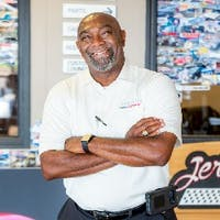 Jerry Ward at Jerry Ward Autoplex