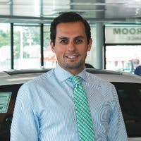 Volkan Gok at BMW of Bridgeport