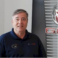 James  Landry at Barker Buick GMC