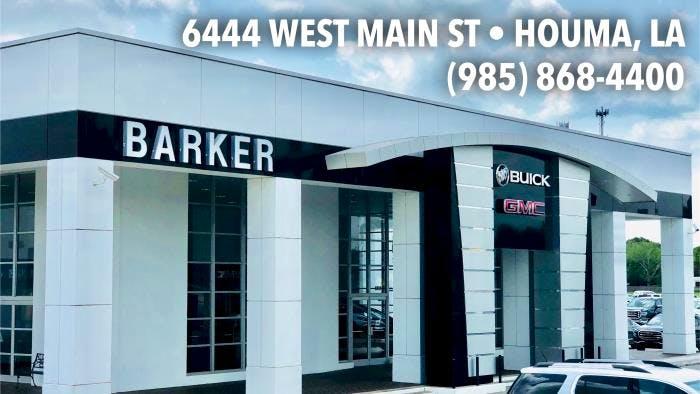 Barker Buick GMC, Houma, LA, 70360