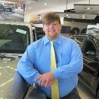David  Eden at Thomas Dodge Chrysler Jeep Ram
