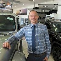 Jason  Smith at Thomas Dodge Chrysler Jeep Ram