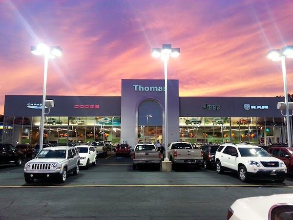 Thomas Dodge Chrysler Jeep Ram, Highland, IN, 46322