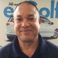 Jose Aponte at Three County Volkswagen