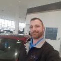 Chris Brickel at Tim Lally Chevrolet