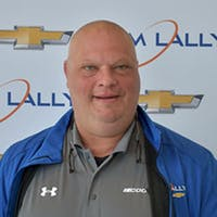 John Kuivila at Tim Lally Chevrolet