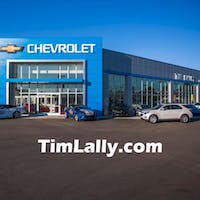 John Case at Tim Lally Chevrolet