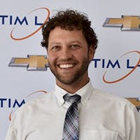 Joey Hurtuk at Tim Lally Chevrolet