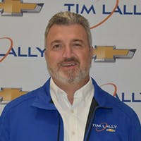 Jim Zurzolo at Tim Lally Chevrolet