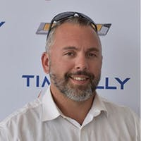 "William ""Bill"" Paolella at Tim Lally Chevrolet"