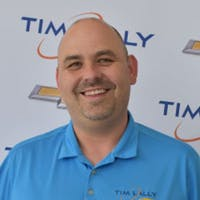 Henry Jablonski at Tim Lally Chevrolet