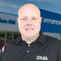 Rick Thomas at Tom Ahl Family of Dealerships