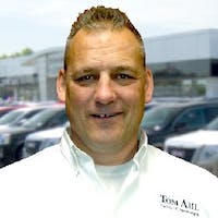 Vince  Downing at Tom Ahl Family of Dealerships