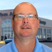 Todd Johnson at Tom Ahl Family of Dealerships