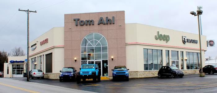 Tom Ahl Family of Dealerships, Lima, OH, 45805
