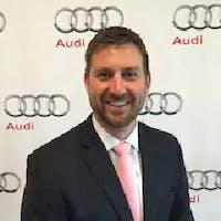 Justin Locke at Audi Indianapolis