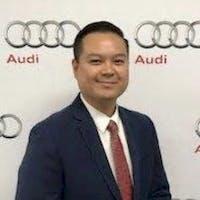 Thuan Phung at Audi Indianapolis