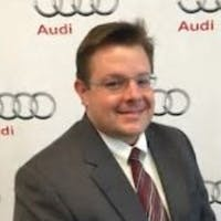 Joe LeBlanc at Audi Indianapolis