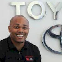 Keith White at DCH Toyota of Torrance
