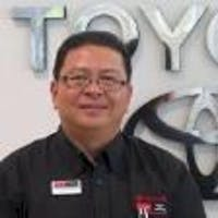 Hudson Lee at DCH Toyota of Torrance