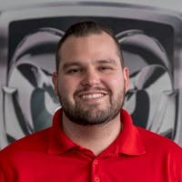 Joshua  Kuykendall at Towbin Dodge RAM - Service Center