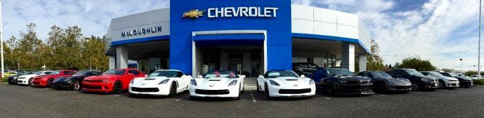 McLoughlin Chevrolet, Milwaukie, OR, 97267
