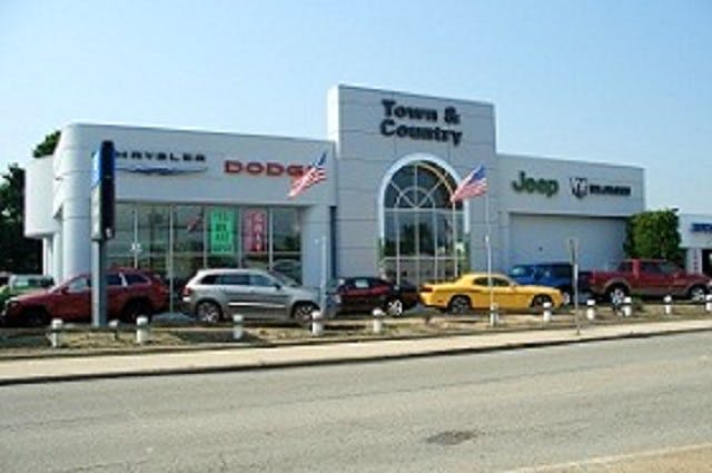 Town & Country Jeep Chrysler Dodge Ram, Levittown, NY, 11756