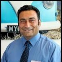 Cem Baydemir at Jim Ellis Volkswagen Kennesaw
